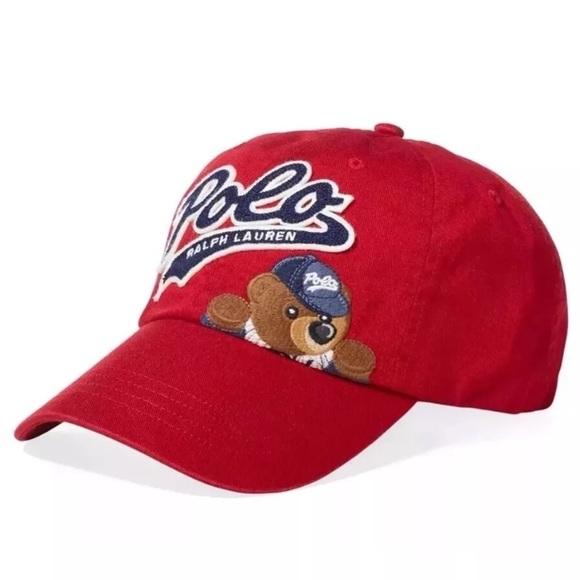 f3240e1fc3e Polo Bears by Ralph Lauren Baseball Hat Limited